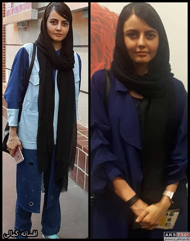 بازیگران بازیگران زن ایرانی  افسانه کمالی بازیگر نقش فهیمه در سریال شاهرگ (۸ عکس)