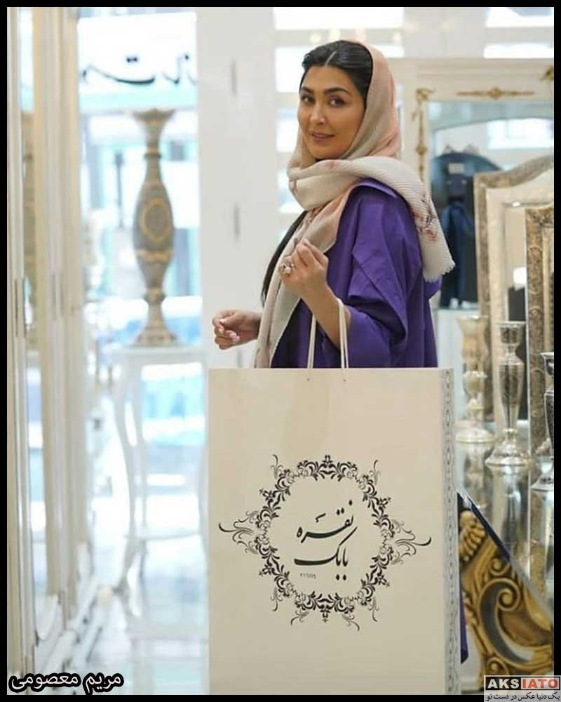 بازیگران بازیگران زن ایرانی  مریم معصومی بازیگر نقش منصوره در سریال سه دونگ سه دونگ (۶ عکس)